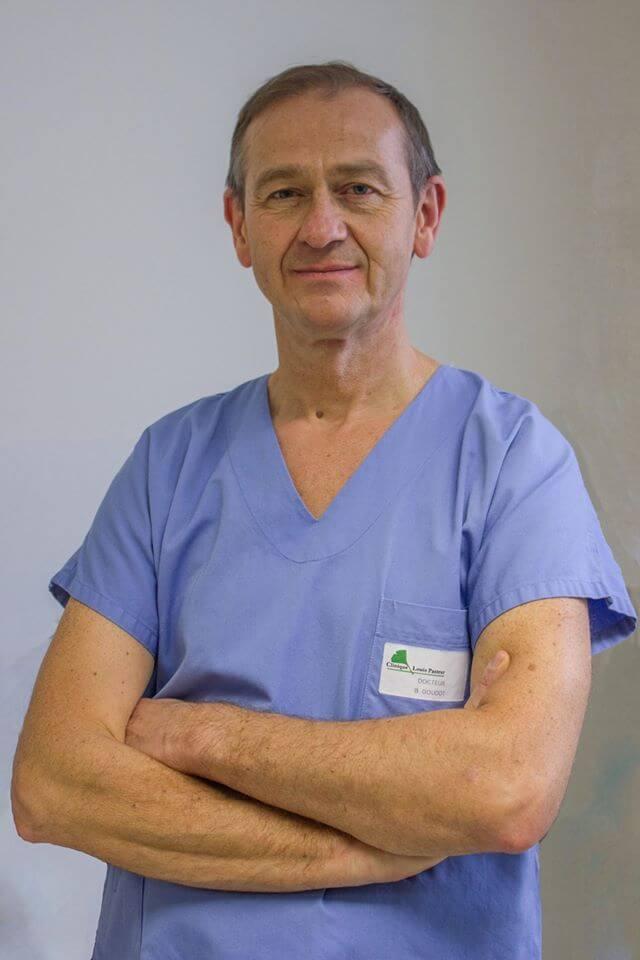 Dr Goudot Notre équipe