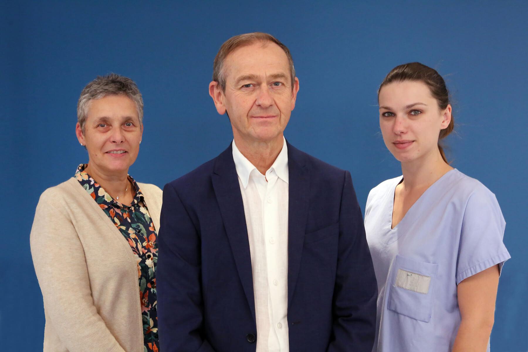 Dr Goudot Accueil
